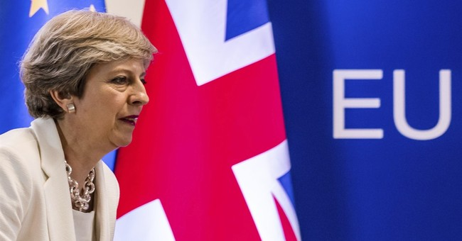 UK PM's office says free movement from EU will end in 2019