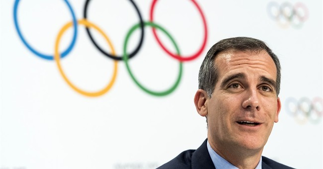 The Latest: Los Angeles reaches deal to host 2028 Games