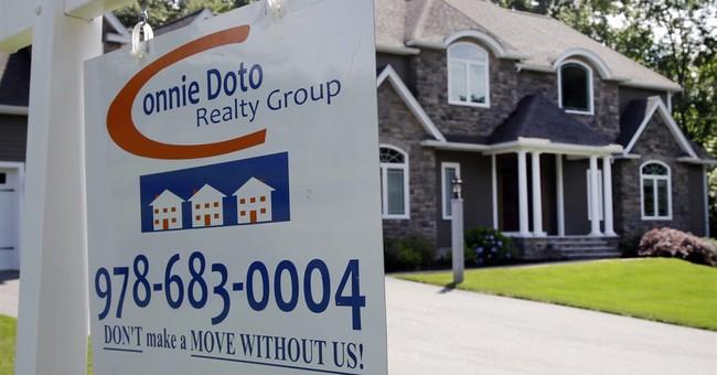 US pending home sales improved in June