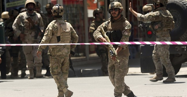 IS targets Iraq Embassy in Kabul; all 4 attackers killed