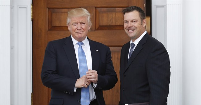 Kobach tries to avoid answering questions under oath