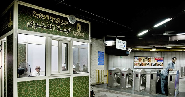 Clerics offering religious edicts in Cairo metro stir debate