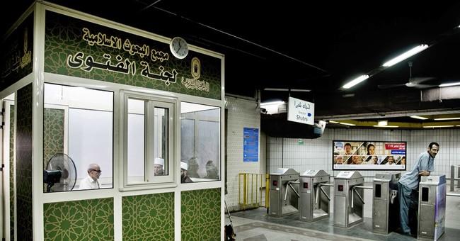 Clerics offering religious edicts in Cairo metro stir debate