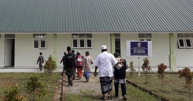 Islamic school seeks to steer sons of militants to new path