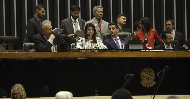 Brazil's president faces congressional vote on his future