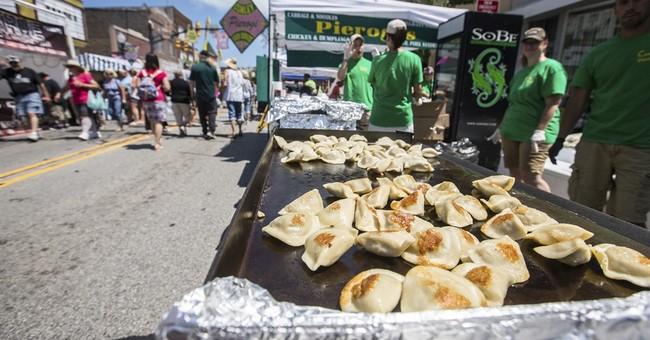 Food fight erupts over Pennsylvania 'Pierogi Festival' name