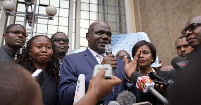 Kenya leader 'deeply shocked' at election official's killing