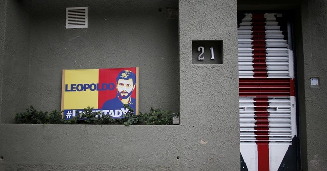 AP Glance: Venezuela opposition leaders targeted by state