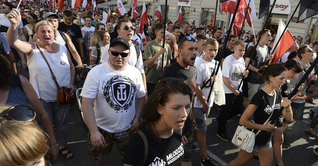 Poland eyes demanding WWII reparations from Germany