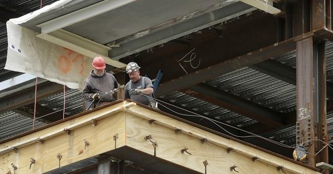 Construction spending fell 1.3 percent in June