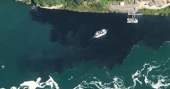 Cuomo orders probe into Niagara Falls black water discharge