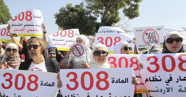 Jordan activists celebrate repeal of 'marry the rapist' law