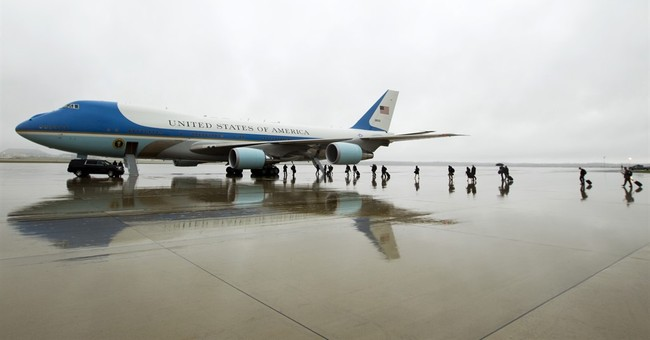 Pentagon may turn Russian airline's 747s into Air Force One