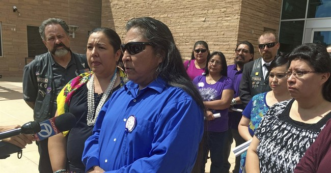 Suspect in killing of Navajo girl pleads guilty to murder