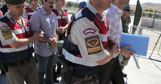 Nearly 500 on trial for Turkey's failed coup; many face life