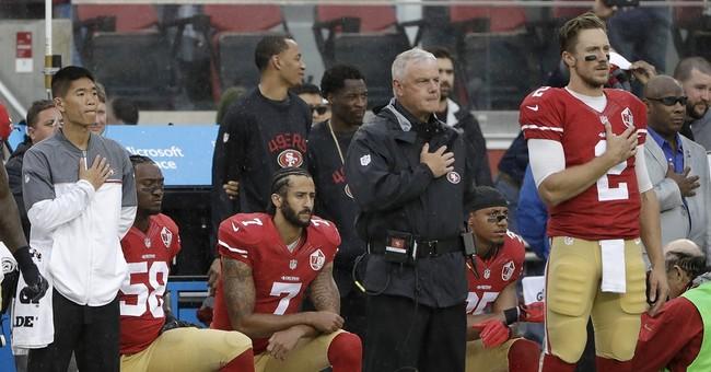 NFL commissioner: Kaepernick isn't being blackballed