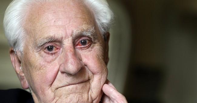 Ken Wilkinson, Battle of Britain Spitfire pilot, dies at 99