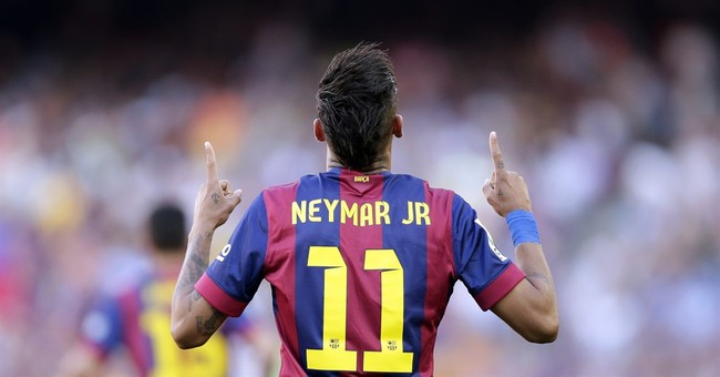 French president welcomes likely Neymar transfer