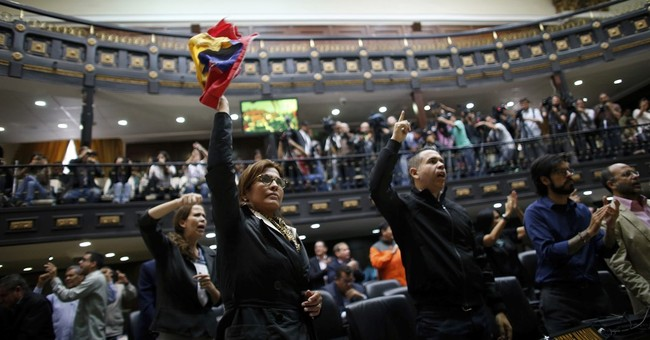 Vote tampering claims jolt Venezuela on eve of new assembly