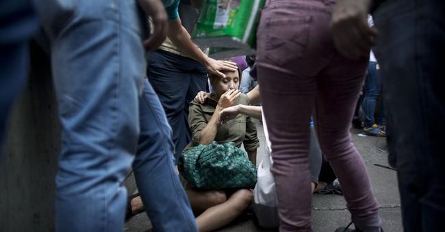Departing AP reporter looks back at Venezuela's slide