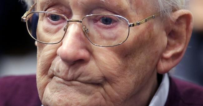 German prosecutors: ex-Auschwitz guard, 96, fit for prison