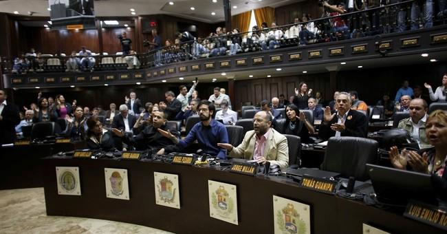 Venezuelans lead UK firm that disputes Venezuela election