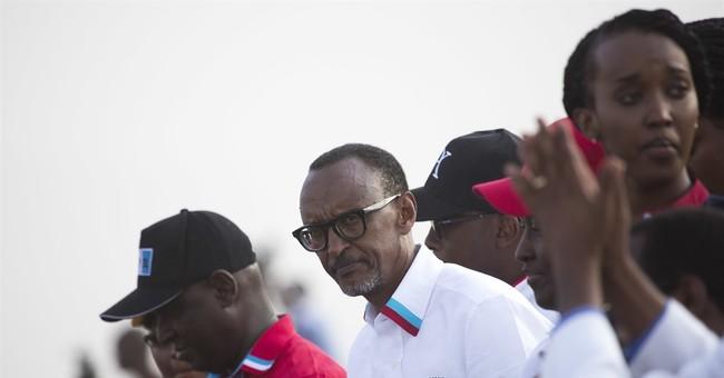 Rwandans overseas begin voting in presidential election
