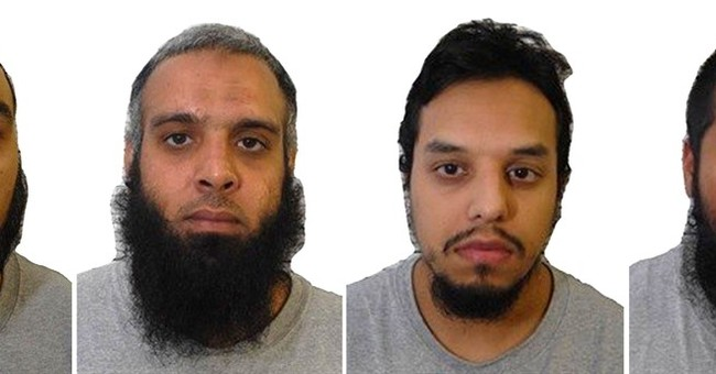 4 UK men convicted of plotting attack on soldiers, police