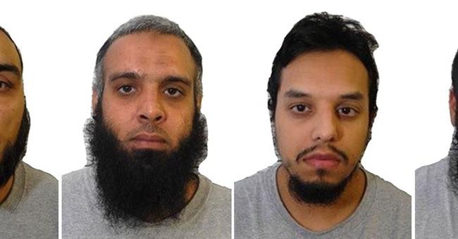 4 UK men get long prison sentences for plotting attack