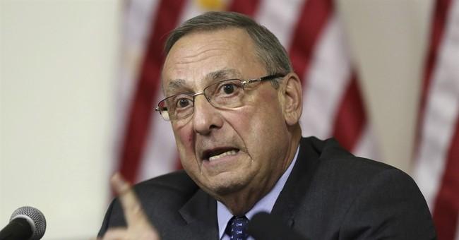 Gov. LePage stands by criticism of senators over health vote