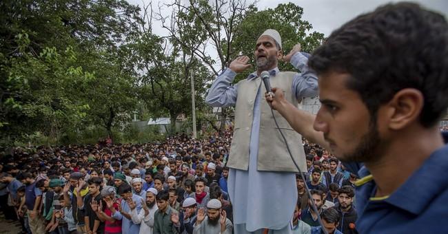 Anti-India strike, security lockdown shuts disputed Kashmir
