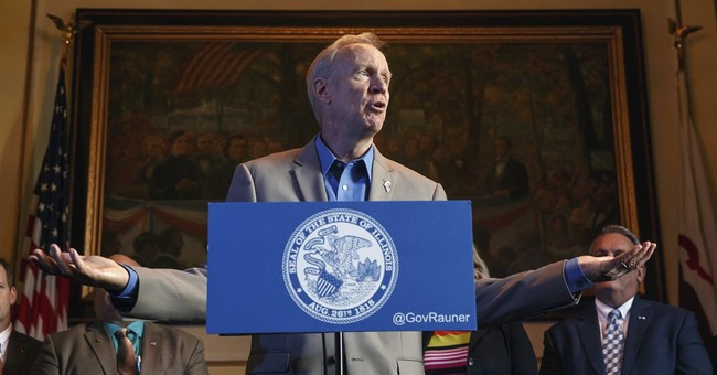 Governor again seeks to pit Chicago against rest of Illinois