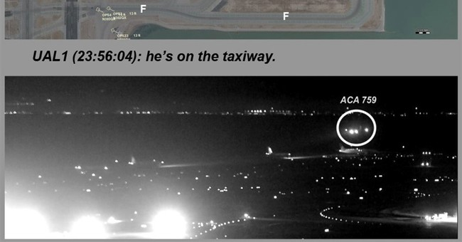 Data: Jet as low as 59 feet in near miss at SF airport