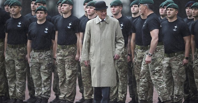 Prince Philip, 96, bids adieu with final solo official duty