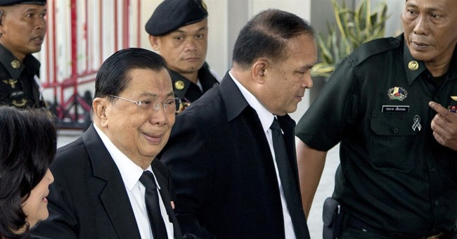 2 Thai ex-PMs acquitted of abusing power in quelling protest