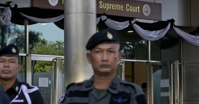 Former PMs in Thai court ahead of abuse of power verdict