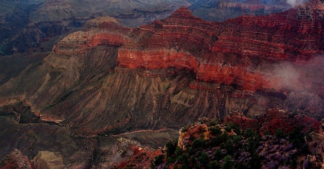 Spouse of woman lost in Grand Canyon says water ran out