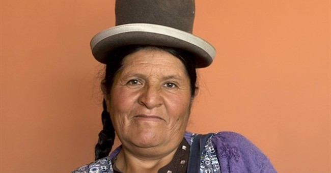 Bolivia's midwives help reduce maternal mortality