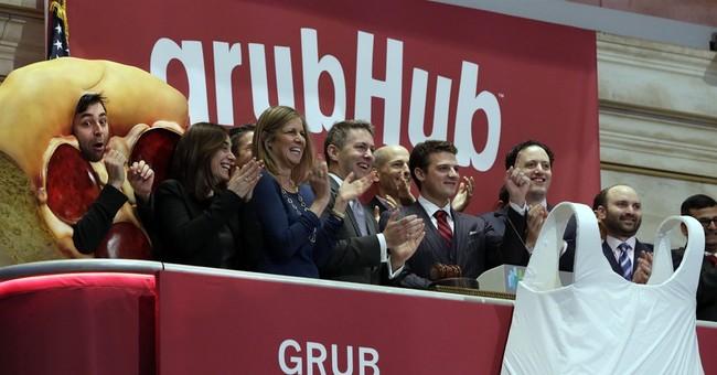 Grubhub to buy Eat24 from Yelp