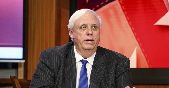 West Virginia governor, a Democrat, to switch to Republican