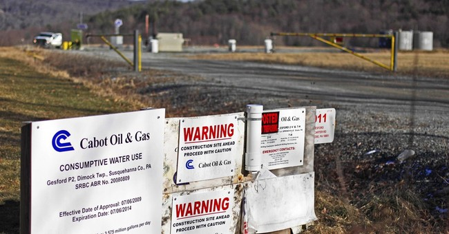 APNewsBreak: Feds back in 'Gasland' town to test water, air