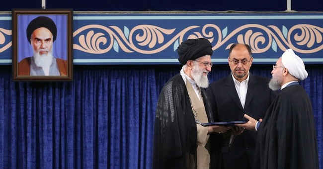 Iran's top leader pledges to continue missile program