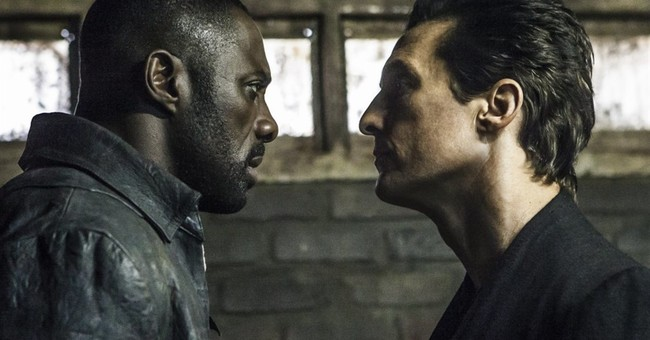 Review: In 'The Dark Tower,' franchise visions fall flat