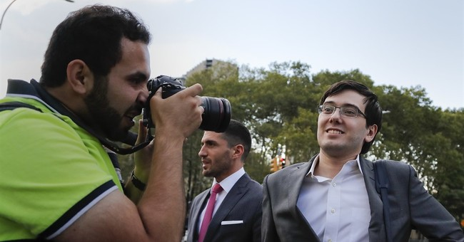 2 Martin Shkrelis turn up in same courtroom, with same judge