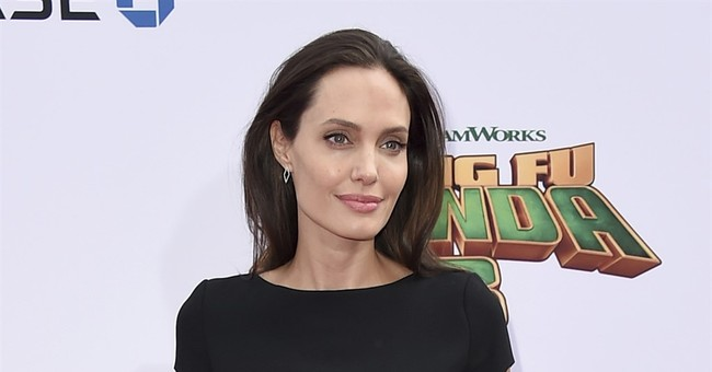 Vanity Fair stands by Angelina Jolie cover story