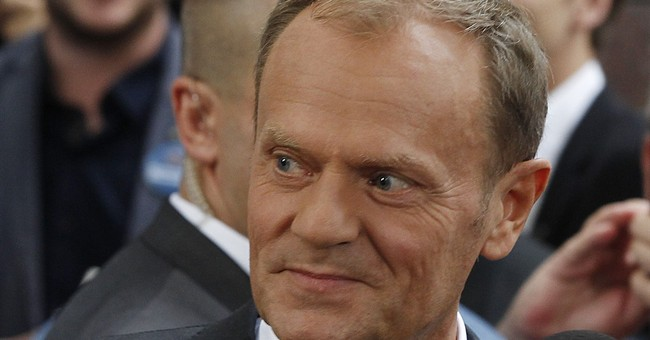 EU official Tusk worried Poland moving toward leaving bloc