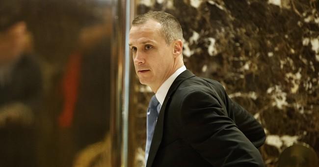The Latest: Lewandowski avoids answering about payday lender