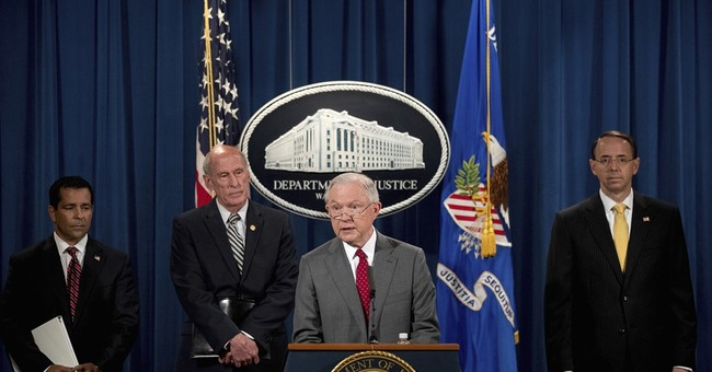 Big rise in number of Justice Department active leak probes