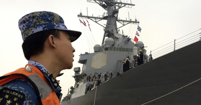 US Navy ends search for sailor thought lost in west Pacific