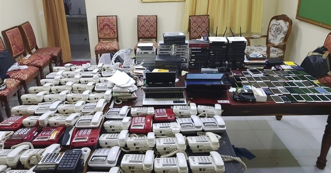 Cambodian police arrest 175 Chinese suspects in phone fraud